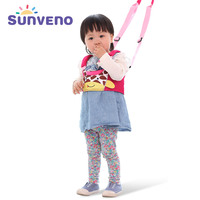 Sunveno Baby Walking Wings 2 Ways Toddler Walking Kid Breathable Babywalker Baby Safety Learning Walk