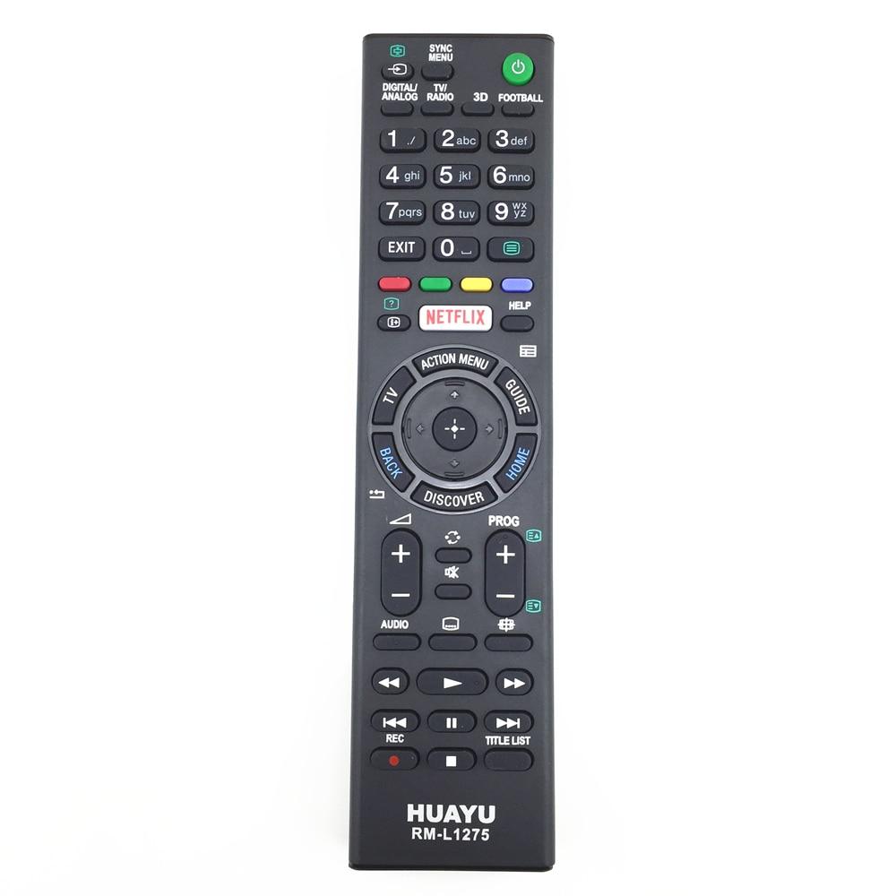remote control for sony tv RMT-TZ120E RMT-TX100B huayu