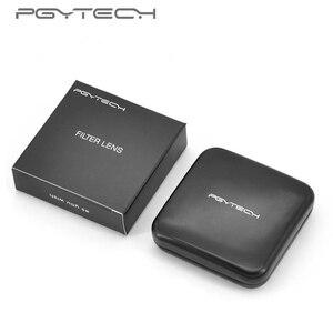 Image 4 - PGYTECH для MAVIC Pro & MAVIC Pro Platinum Lens G CPL HD фильтр многослойный редукционный объектив Camrea для дрона DJI Mavic Pro