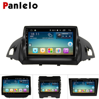 Panlelo For Ford Focus 3 Multimedia 2 Din Android For Ford Focus 2 Multimedia Android 7.1 For Ford Mondeo mk4 Radio GPS WIFI