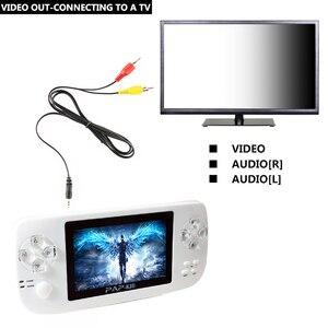 Image 4 - ANBERNIC 이중 제도 휴대용 게임 콘솔 4.3 인치 비디오 게임 콘솔 64비트 플래시 오픈 소스 비디오 게임 비디오게임을 콘솔 PAP KIII 어린이 선물 07 카메라 기능 포함 3000 레트로 게임 게임보이 게임기