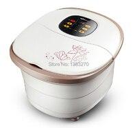 Best gift Detox foot spa massage Machine foot bath cleaner Ion Cleanser foot spa machine Detox health care