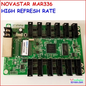 Image 1 - MRV336 NOVASTAR קבלת כרטיס, רענון גבוה, גבוה אפור כיתה, תמיכת מקסימום 256x256