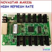 NOVASTAR – carte de réception MRV336, haute rafraîchissement, haute qualité grise, support max 256x256