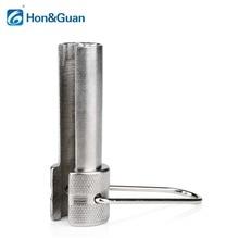 Hon& Guan 1 шт. CA ТВ защитный фильтр RG6 RG59 коаксиальный кабельный ключ рукав инструмент для удаления