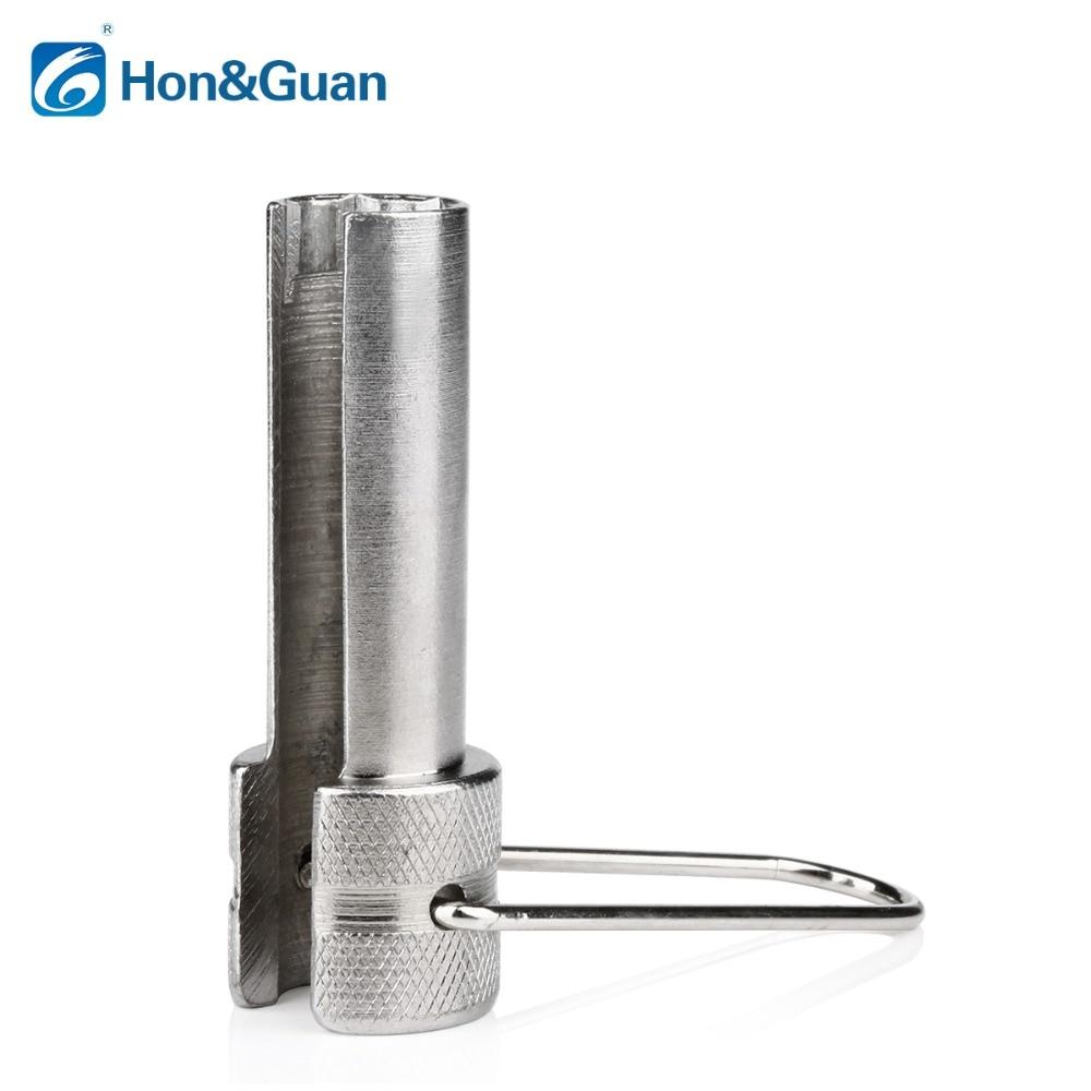 Hon & Guan 1 шт. CATV ТВ защитный фильтр RG6 RG59 коаксиальный кабельный ключ, инструмент для удаления рукавов