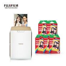 FUJIFILM Mini 8 Film Pocket Photo Printer WiFi Portable Instax Share SP-2 for iOS Android devices