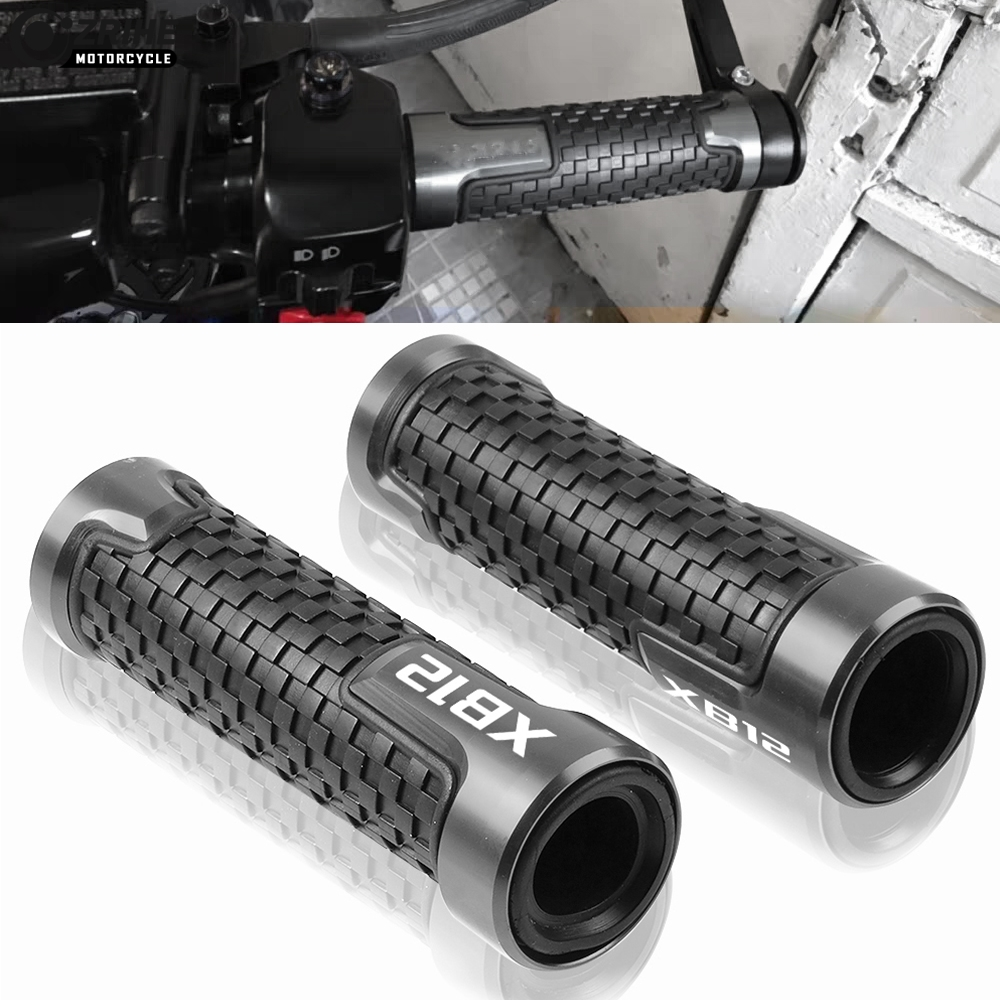Universal Aluminium Motorcycle Handlebars Grip Handle Bar 7/8 22mm Handlebars For Buell XB12 12Ss 12R Ulysses XB12X XB12R XB12Ss