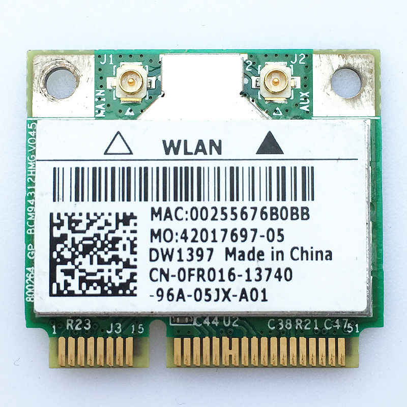 Detail Feedback Questions about DW1506 WLAN half WiFi Mini