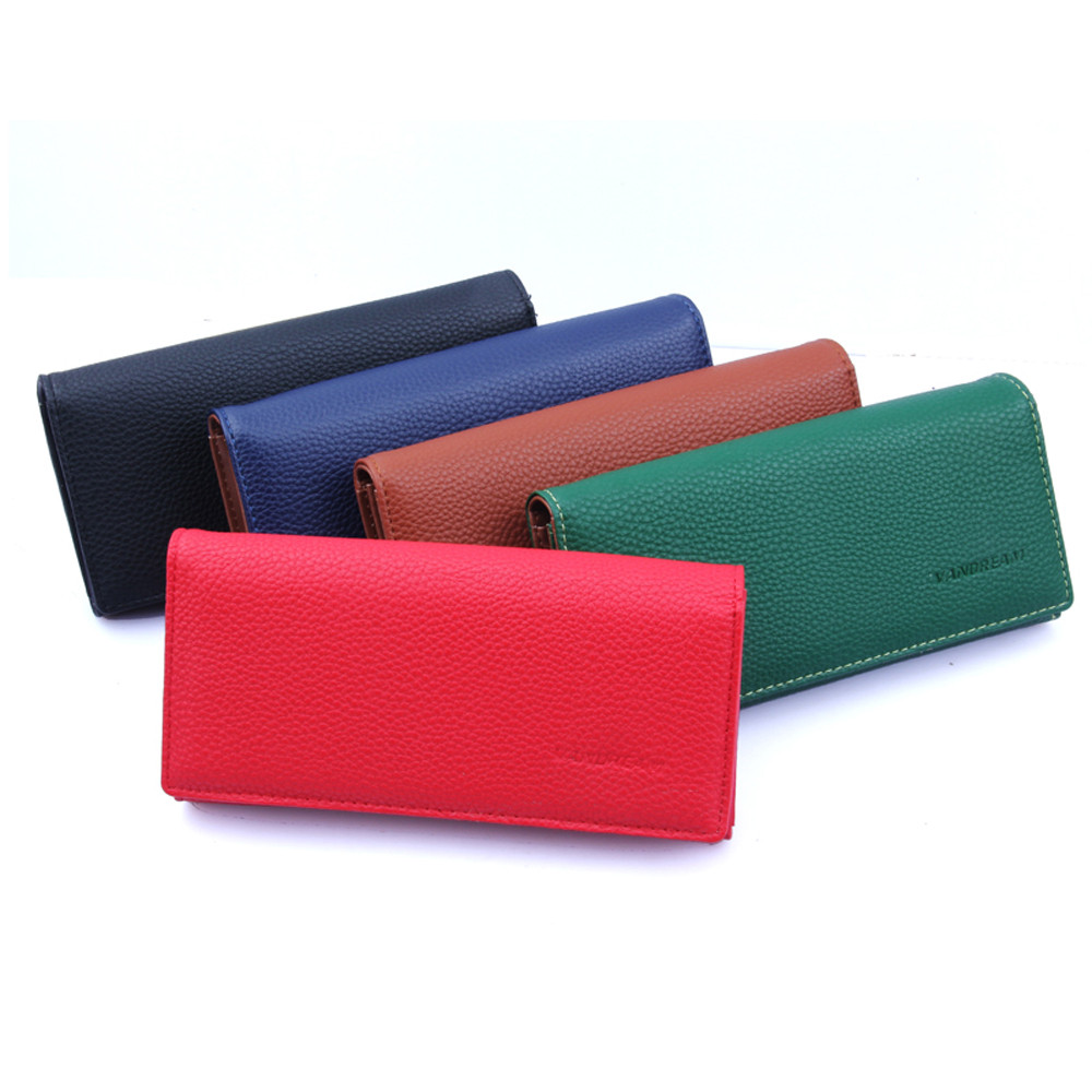 Women Clutch Long Wallet Fashion Unisex Clutch Card Holder Money Purse Change Bag Purse Handbag Wallet For Girls