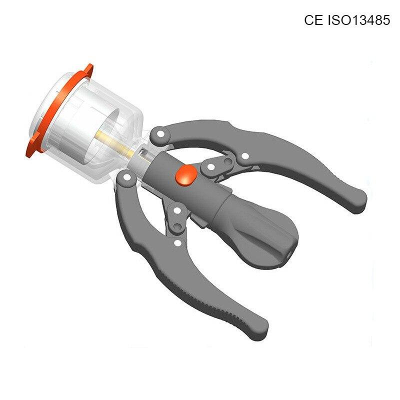 1 pcs Salut-Q Prépuce Coupe Jetable Circoncision Agrafeuse Urologie Mâle Génitales En Plastique Chirurgie Dispositif D'enseignement Médical