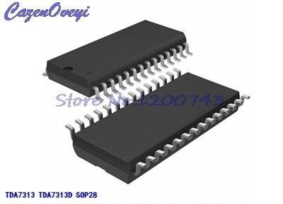 1pcs/lot TDA7313 TDA7313D TDA7313ND SOP-28 In Stock