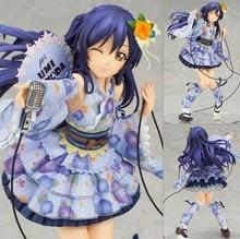 """""""Love Live! School Idol"""" Umi Sonoda in Kimono Action Figure"""
