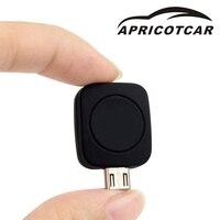APRICOTCAR Mini Kablosuz Dijital USB TV Alıcısı Android 4.0 HDTV cep Mini Alıcı Telefonu Izle TV Mobil TV Tab Işık ağırlık