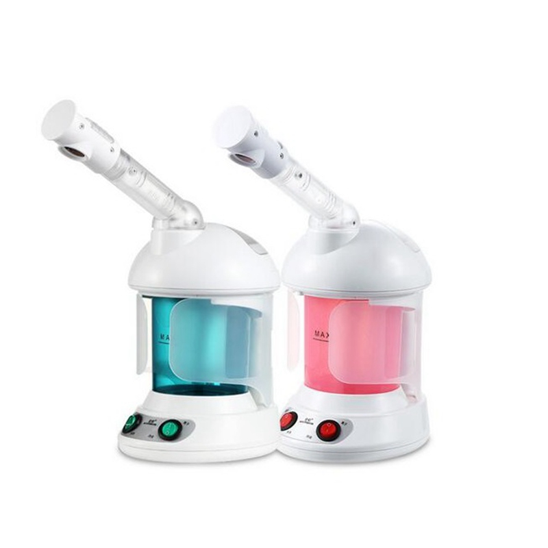 Table Facial Steamer For Salon Spa Face Sauna Skin Care & Aromatherapy Mist Sprayer Home & Spa Salon Beauty Equipment-in Facial Steamers from Home Appliances    1