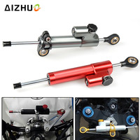 Motorcycle Accessories Steering Stabilizer Damper For BMW F800GS F650GS F800R YAMAHA YZF R1 R6 MT09 MT07 FZ1 R3 R25