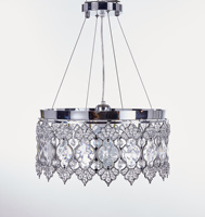 Nordic Pendant Lamps LED Loft Pandant Light Crystal Suspended Lamp Lusters Home Deco For Living Room