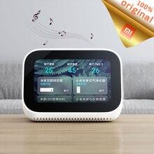 Xiaomi altavoz con pantalla táctil y Bluetooth 5,0, altavoz Original con pantalla Digital de 3,97 pulgadas, alarma, WiFi, conexión inteligente