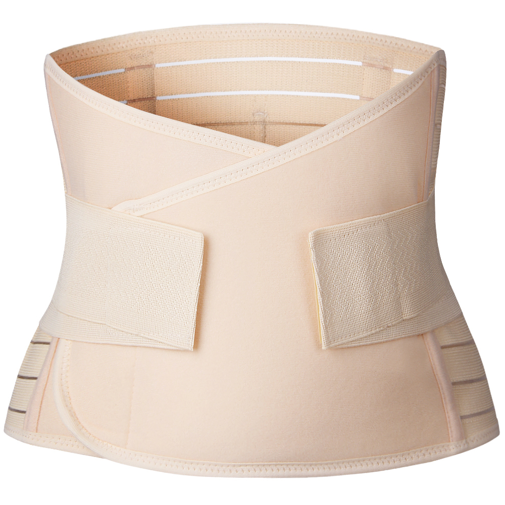 Stomach Waist Trainer Body Shaper Slimming Cincher Corset Belly Binding Postpartum Belly Recovery reducing belt Support Wrap
