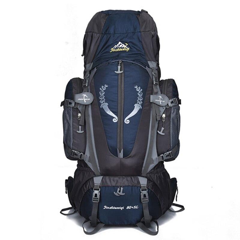 Mochila GRANDE 85L al aire libre viaje multiusos escalada mochilas senderismo gran capacidad mochilas camping deportes bolsas - 4