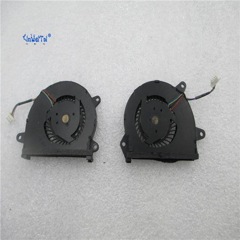 2 Pcs Gdstime Brushless Centrifugal 7.5cm 7575x15mm 75mm 12V Computer Blower Fan Cooling