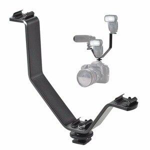 Heavy-Duty Camera Triple Mount