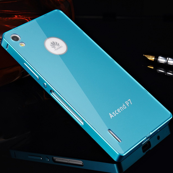 watch f28ec c2529 US $14.99 |for Huawei Ascend P7 Case Ultra thin Aluminium Metal Back Cover  Cases for Huawei P7 on Aliexpress.com | Alibaba Group