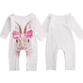 15bcbf49f 2017 recién nacido de manga larga niños niñas mamelucos nueva moda Bebé Ropa  de mameluco cuerpo traje de ropa de bebé