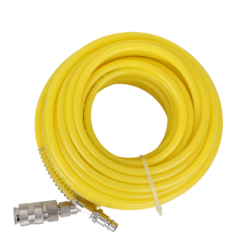 Air PU Hose Pipe Tube Pneumatic Compressor  8*5.5mm Polyurethane Flexible Tubes Quick Connector Fitting 10M 15M 20 Meters 5pcs hvff 08 pneumatic valve control hvff 8mm tube pipe hose quick connector hand valves plastic pneumatic hose air fitting