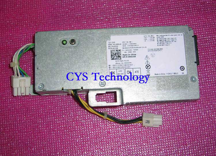 Free shipping CHUANGYISU for 790 990 7010 9010 USFF PSU L200EU 00 PS 3201 9DB KG1G0