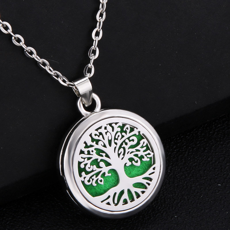 Box Locket Pendant Jewelry 1