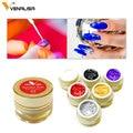 Canni Gel Polish New Brand 100% Soak Off UV LED Gel Nail Polish 60 Beauty Colors Nail Polish Nail Art Design Nude Colors Gel