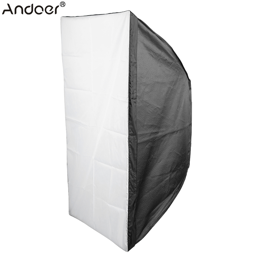 produs 60 90cm 24 35inch metal and nylon rectangular softbox diffuser with bowens mount. Black Bedroom Furniture Sets. Home Design Ideas