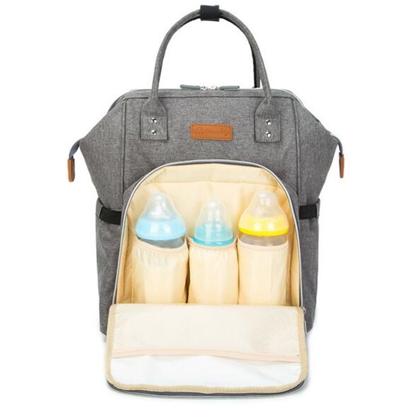 23 Colors Fashion Mummy Maternity Nappy Bag Large Capacity Baby Diaper Bag Travel Backpack Designer Nursing Bag for Baby Care