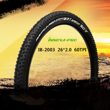 INNOV IB2003 mtb bicycle tire  26*2.0 60TPI ultralight ready mountain bike tires tubeless