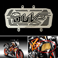 2016 New Arrival Stainless Steel Motorcycle Radiator Guard For KTM DUKE 125 200 Duke125 Duke200 Free shipping