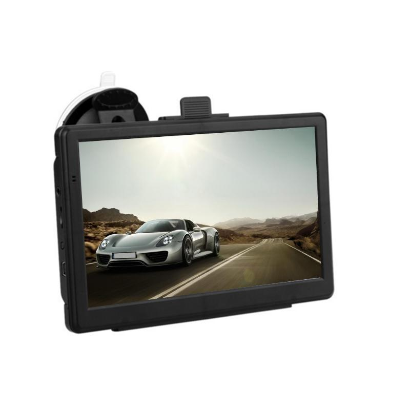 Portable 7 Inch HD Car GPS Navigation Touch Screen Car Bluetooth Video Player Vehicle Truck GPS