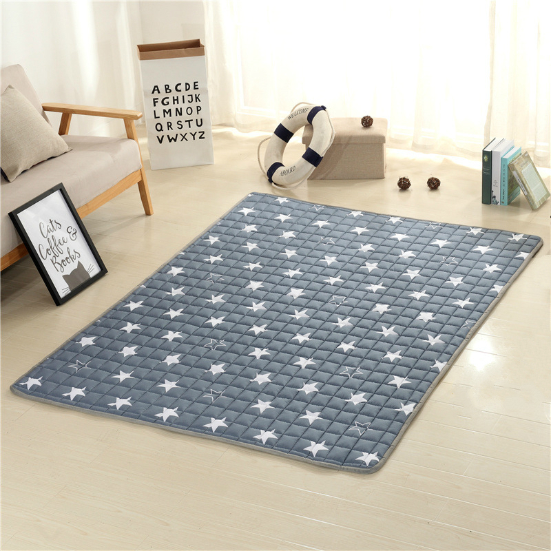Kids Play Game Mats Rugs Mat Crawling Floor Carpet Child Room Decoration Baby Gifts Cartoon Brinquedos Araba Toys For Children baby play mat bear photo kids play game round carpet rugs mats cotton baby gifts floor carpet for kids baby bedroom decoration