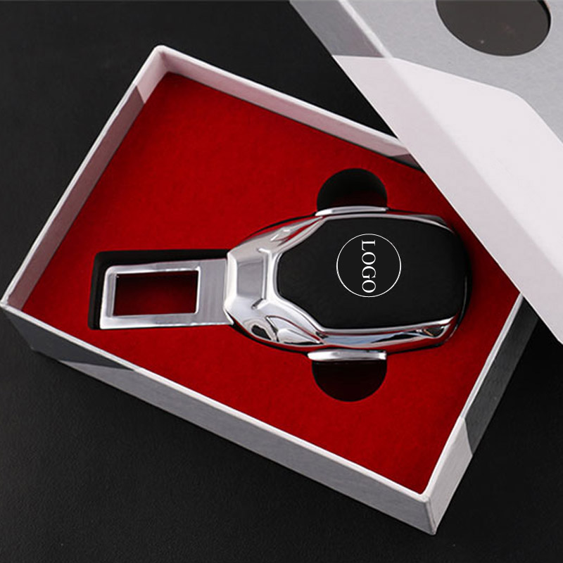 1pcs Top Quality Zinc Alloy Car Seat Belt Clip Extender Safety Belts Plug For Benz Land Rover BMW Audi Ford Honda Volvo Mazda in Seat Belts Padding from Automobiles Motorcycles