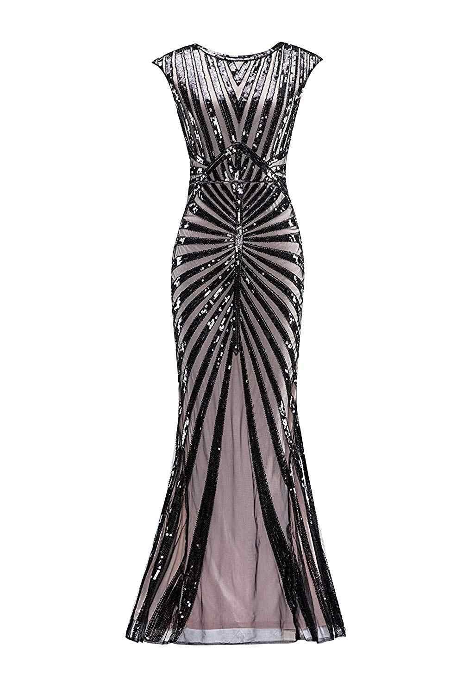 Plus Size Dresses For Women 1920s Gatsby Dress Vintage ...