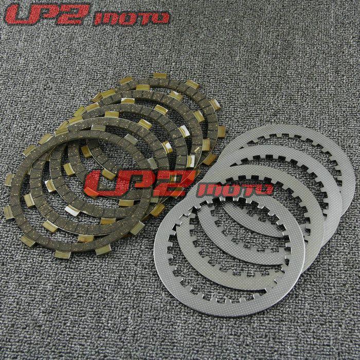 Clutch Plates Discs Set For Suzuki GN250 GZ250 K2-K8 Marauder GZ250 TU250 GW250