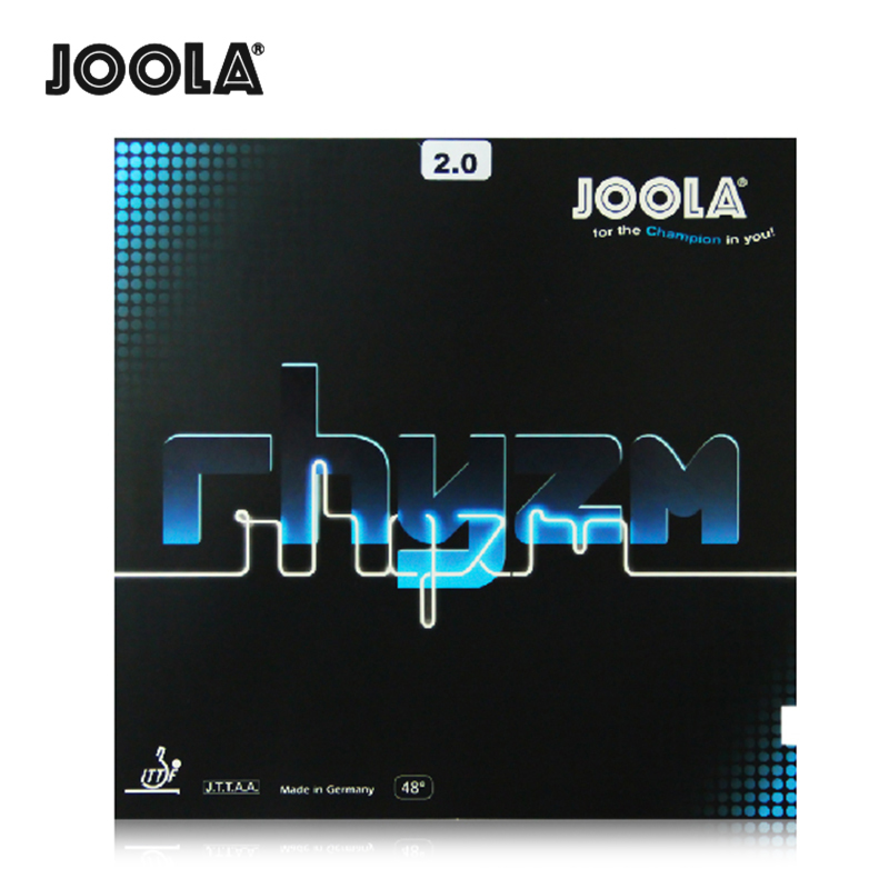 Joola RHYZM (Speed & Spin) Pimples In Table Tennis Rubber Ping Pong Sponge Tenis De Mesa joola original samba plus pimples in table tennis rubber ping pong sponge tenis de mesa