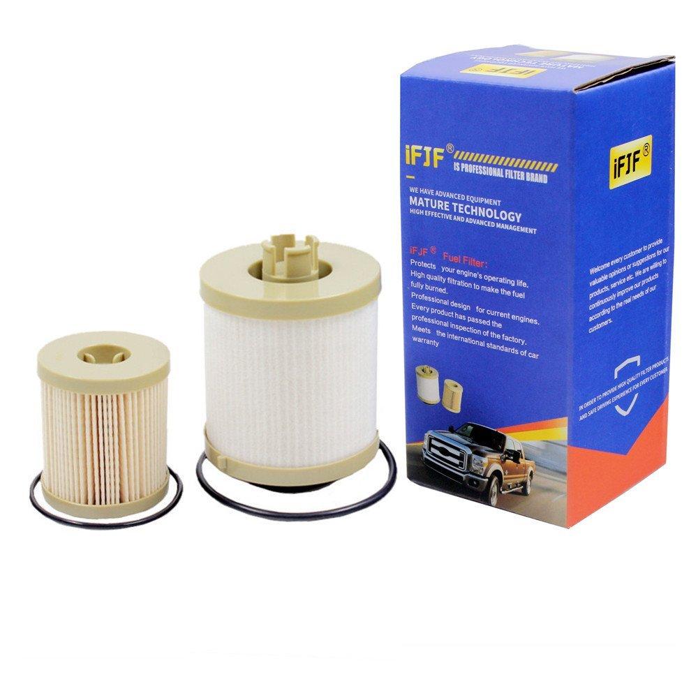 fd4616 fuel filter for ford 6 0l v8 2003 2007 f250 f350 f450 f550 super [ 1000 x 1000 Pixel ]