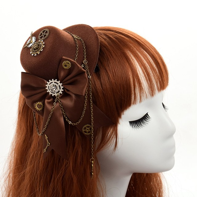 Clockwork Chocolate – Steampunk Top Hat