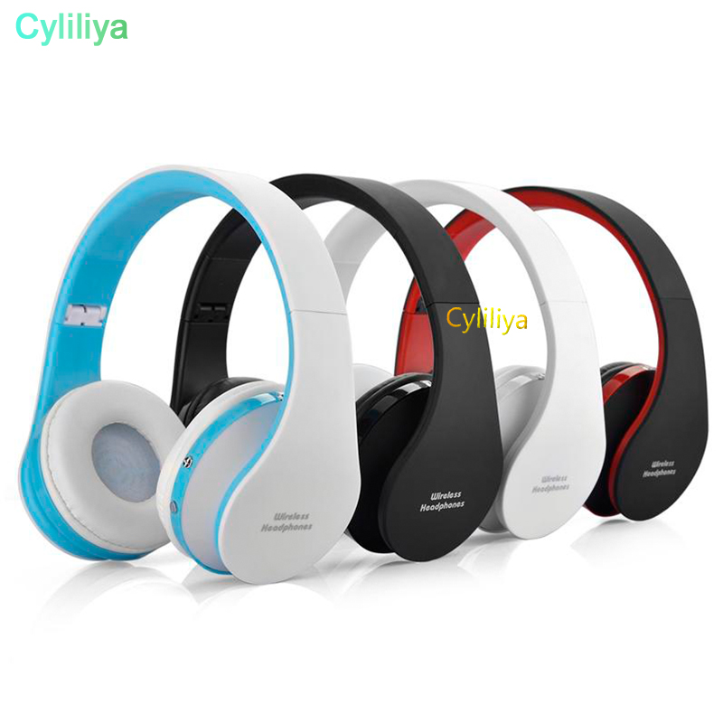 Wireless Bluetooth Headphones Gaming Headset Stereo Music Support Card TF Card With Mic Foldable Studio Headband Better Marshall