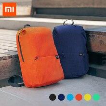 Xiaomi 10L рюкзак, сумка, красочные спортивные нагрудные сумки для отдыха, унисекс, для мужчин и женщин, для путешествий, кемпинга