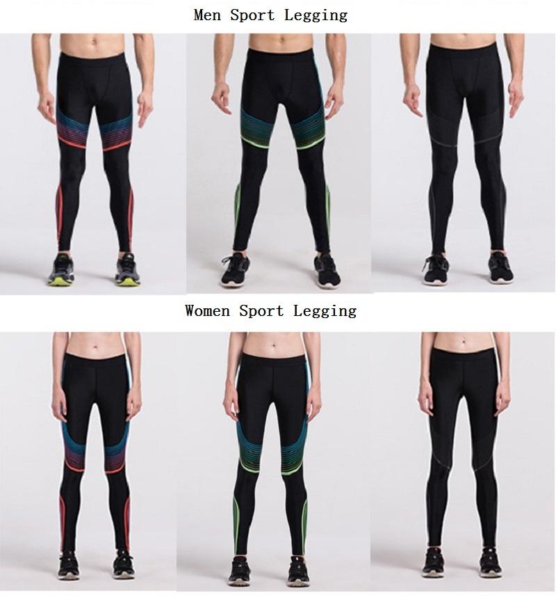 Hot Sales! New Push-up Leggings Summer Men Women Skinny Elastic Patchwork Print Sporting Leggings Pants Fitness Clothing 6