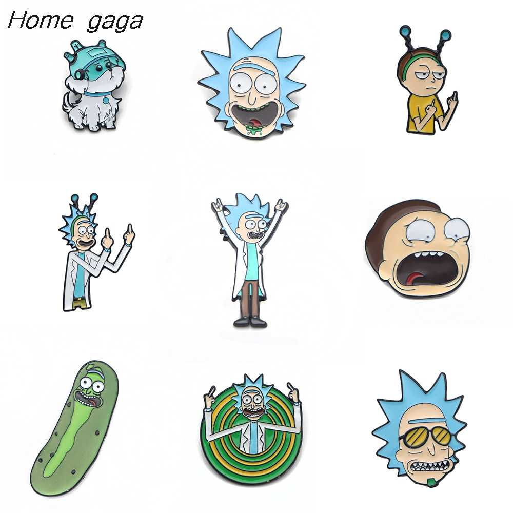 Detail Feedback Questions About 20pcslot Cartoon Emoji Rick And