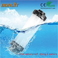 BORUIT Brand Camping Light Rechargeable Led Outdoor Lamp USB Camping Lantern Waterproof Portable Led Light Tent