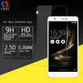Tempered glass screen protector For Asus Zenfone3 Ultra ZU680KL glass screen protective screen protection 0.26mm Ultra thin film